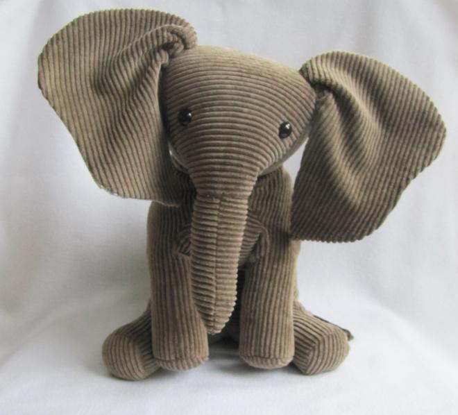 Gracie Elephant 1
