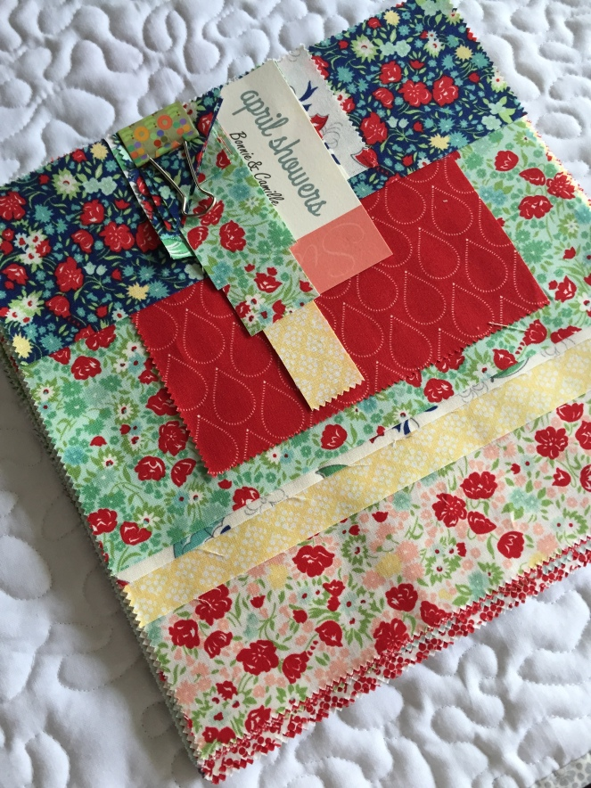 April Showers Bundle with Handy Binder Clip