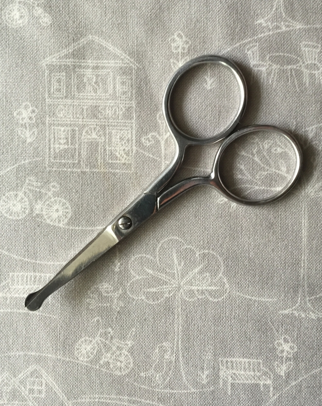 Manicuring Scissors for Sewing
