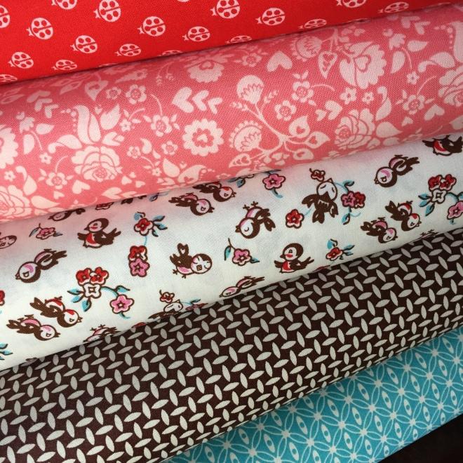 Magpie Quilt Fabrics 2