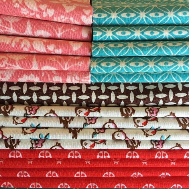 Magpie Quilt Fabrics