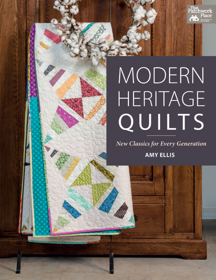 Modern Heritage Quilts Book