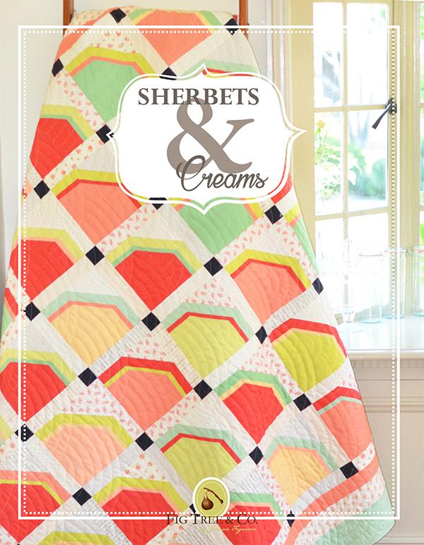 Sherbets Creams Booklet