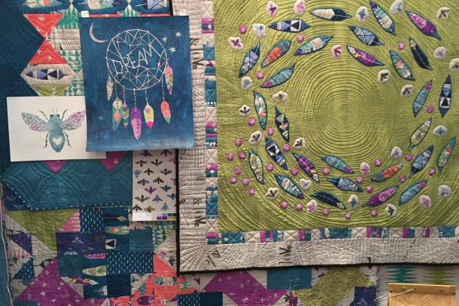 Quilt Market, Round 2: Upcoming BOMs, Growing, and Oh Yes – Bees ... : oh henry quilt pattern - Adamdwight.com